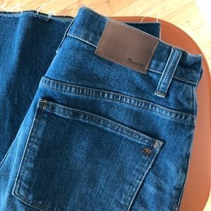 Madewell Wide Leg Crop Jeans 👖 Size 28